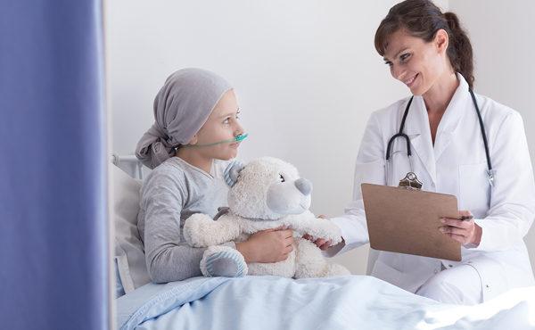 Oncología en pediatría y terapia de soporte
